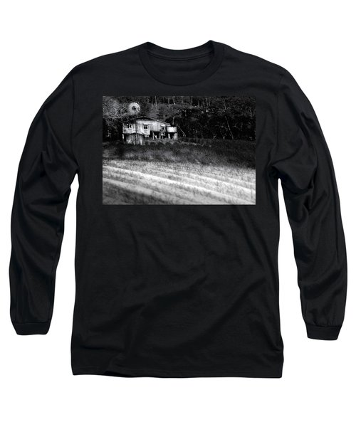 Living On The Land Long Sleeve T-Shirt