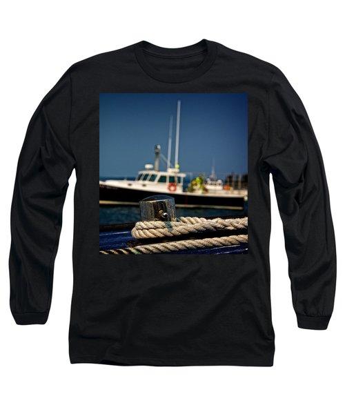 Lobster Boat I Long Sleeve T-Shirt