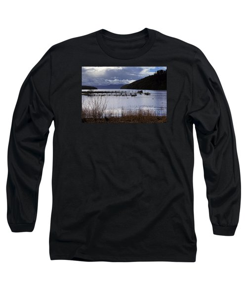Long Sleeve T-Shirt featuring the photograph Loch Lomond by Jeremy Lavender Photography