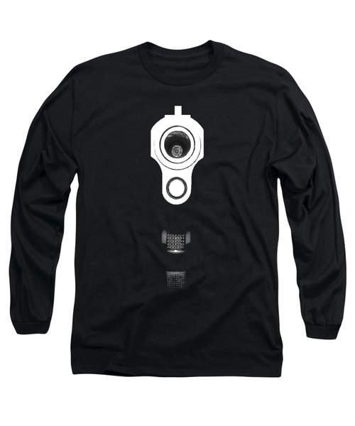 Locked And Loaded .png Long Sleeve T-Shirt by Al Powell Photography USA