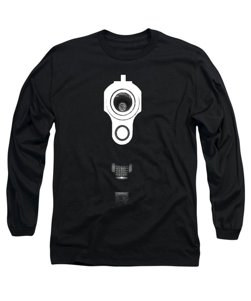 Locked And Loaded .png Long Sleeve T-Shirt