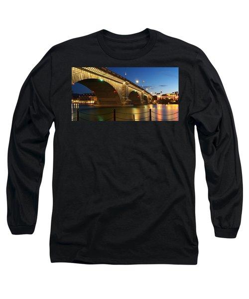 Twilight Reflections Long Sleeve T-Shirt