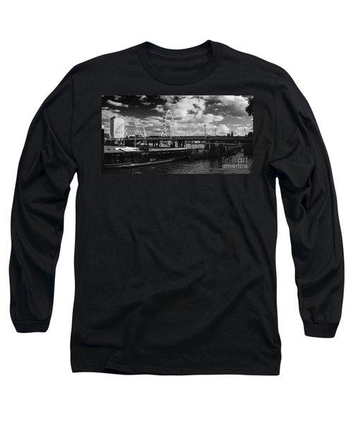 London S Skyline Long Sleeve T-Shirt