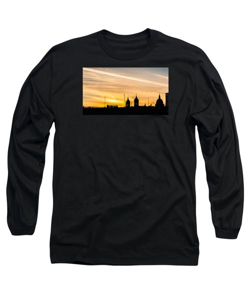 London Silhouette Long Sleeve T-Shirt