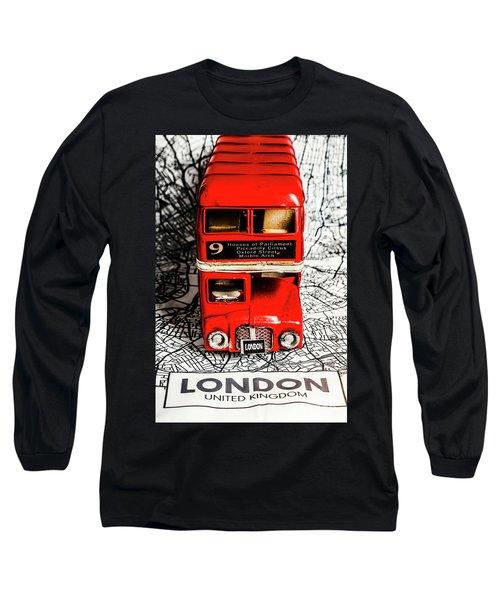 London Tours Long Sleeve T-Shirt
