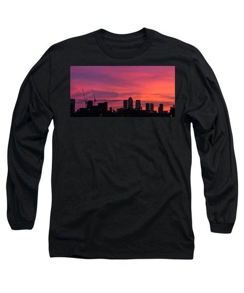 London Wakes 1 Long Sleeve T-Shirt