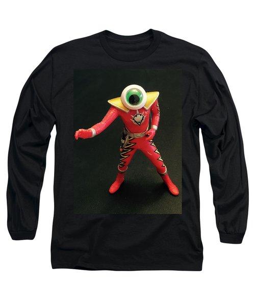 Lone Eye Ranger Long Sleeve T-Shirt