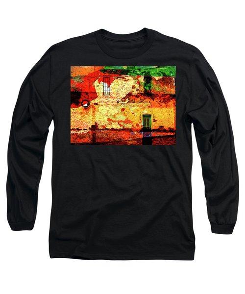 Lone Star Long Sleeve T-Shirt by Don Gradner
