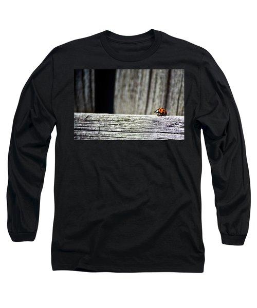 Lonely Ladybug Long Sleeve T-Shirt