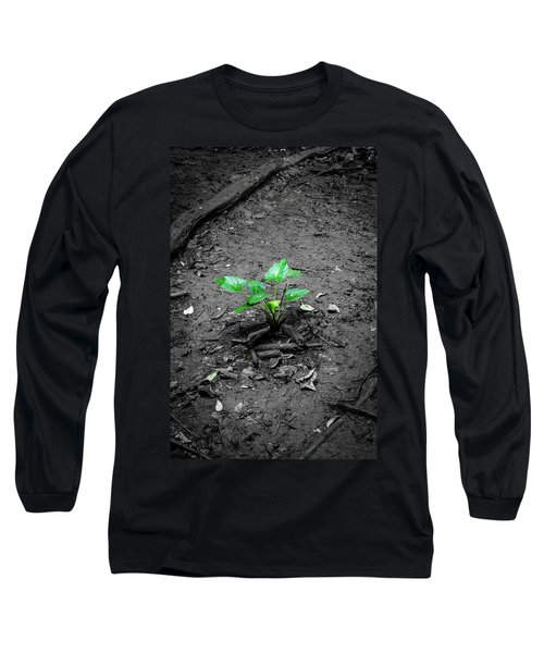 Lonely Plant Long Sleeve T-Shirt
