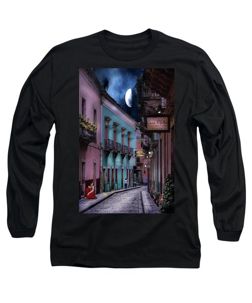 Lonely Street Long Sleeve T-Shirt