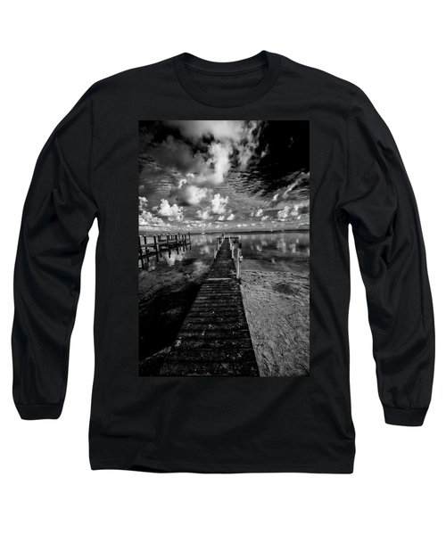 Long Dock Long Sleeve T-Shirt by Kevin Cable