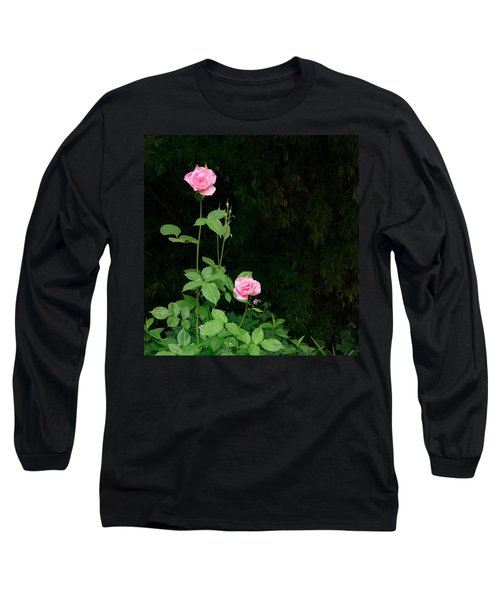 Long Stemmed Rose Long Sleeve T-Shirt