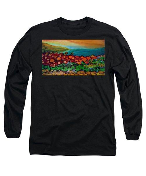 Looking East Long Sleeve T-Shirt