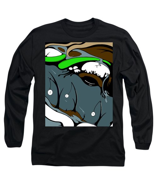 Looking Glass Long Sleeve T-Shirt