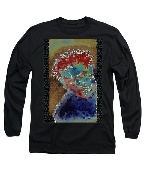 Looking In Long Sleeve T-Shirt