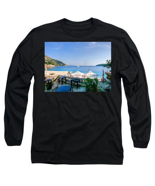 Looking To Dine Out Long Sleeve T-Shirt
