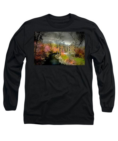Lorillard Mill Long Sleeve T-Shirt
