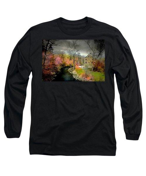 Lorilard Mill Long Sleeve T-Shirt