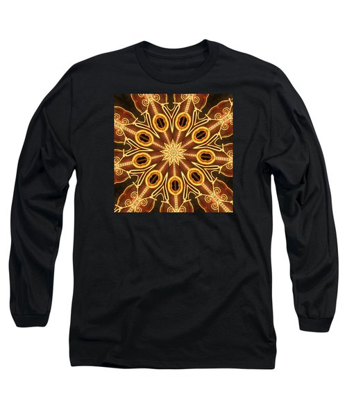 Long Sleeve T-Shirt featuring the photograph Lost In The Rhythm by Nikolyn McDonald