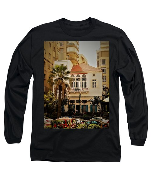 Lost In The Urban Jungle  Beirut  Long Sleeve T-Shirt