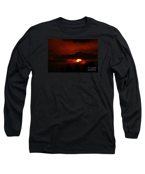 Lost In Thought Long Sleeve T-Shirt