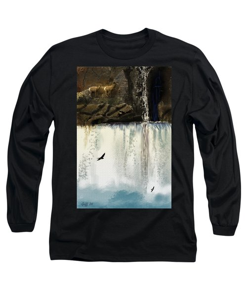 Lost River Long Sleeve T-Shirt by J Griff Griffin