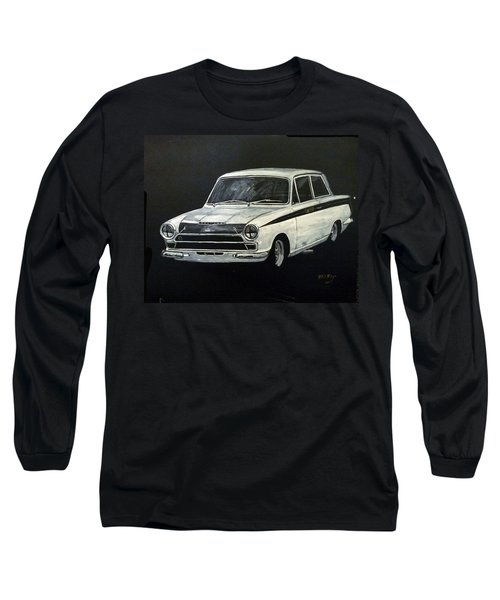 Lotus Cortina Long Sleeve T-Shirt