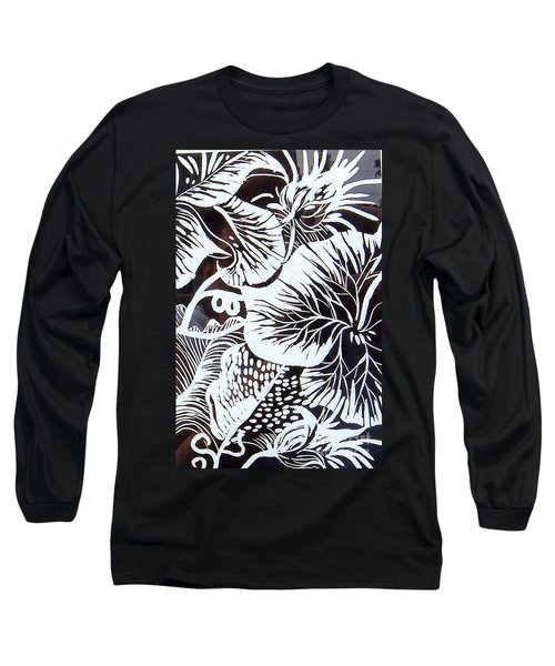 Loud Leaves  Long Sleeve T-Shirt