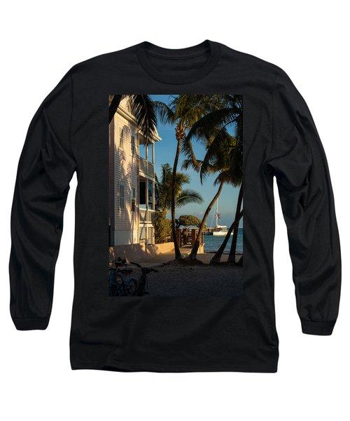 Louie's Backyard Long Sleeve T-Shirt