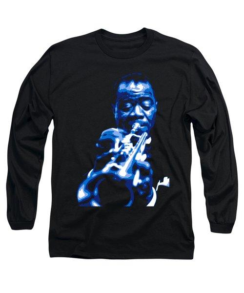 Louis Armstrong Long Sleeve T-Shirt