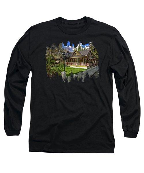 Louis Prang House Long Sleeve T-Shirt