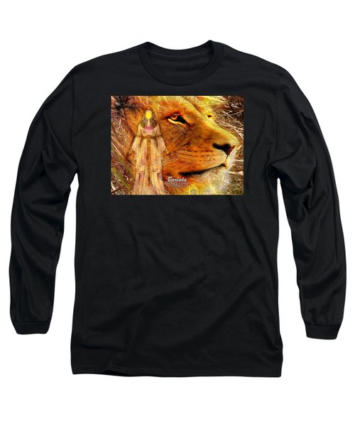 Love 444 Cecil Long Sleeve T-Shirt by Barbara Tristan