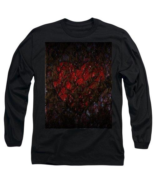 Love Buried Deep Long Sleeve T-Shirt