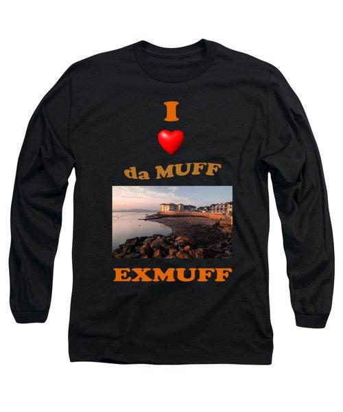 Love Da Muff  Long Sleeve T-Shirt