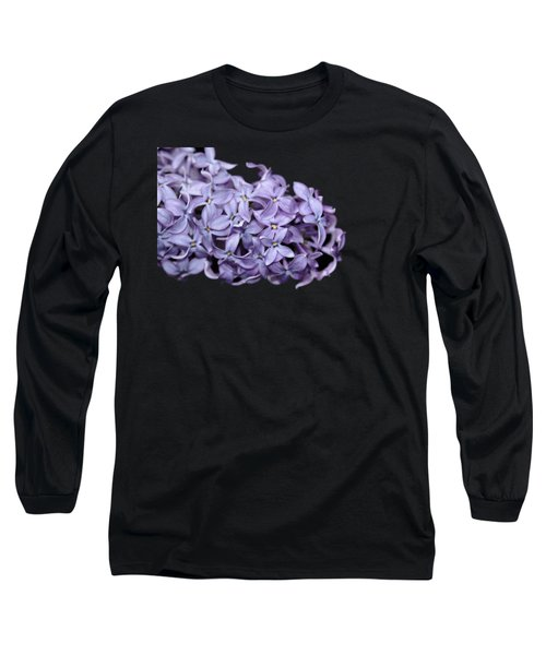 Love In Lilac Long Sleeve T-Shirt