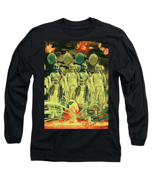 Love In The Age Of War Long Sleeve T-Shirt