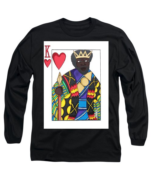 Love King Long Sleeve T-Shirt