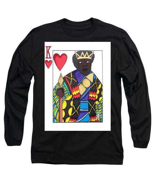 Love King Long Sleeve T-Shirt