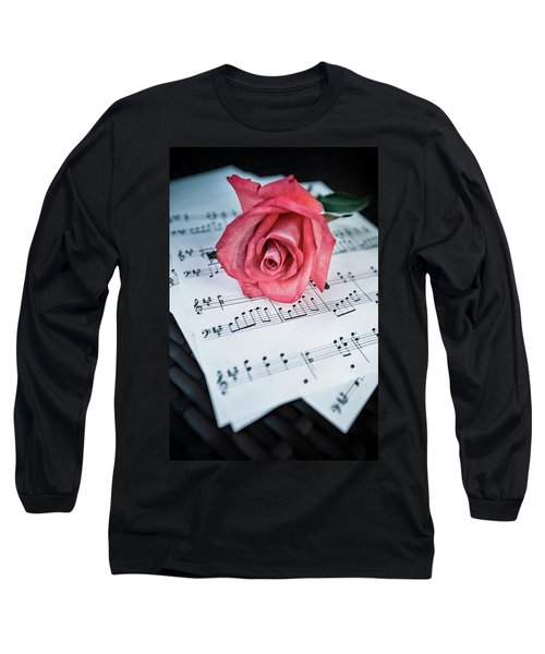 Love Notes Long Sleeve T-Shirt