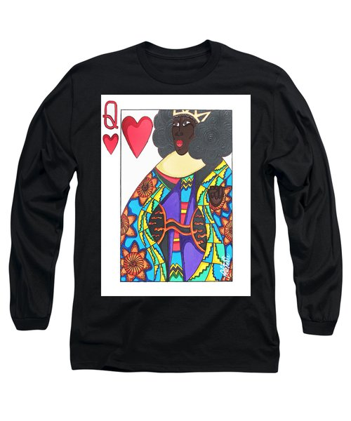 Love Queen Long Sleeve T-Shirt