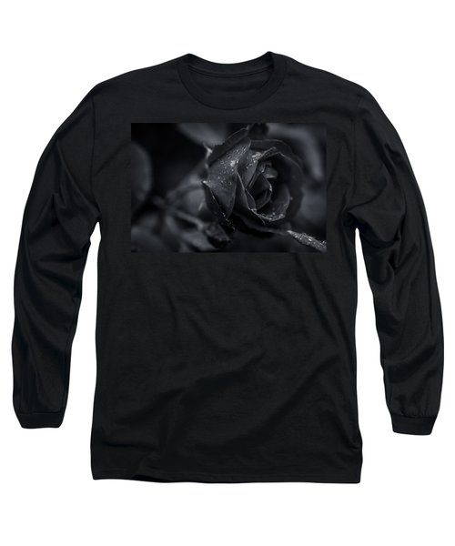 Sweet Love Roses And Water Long Sleeve T-Shirt
