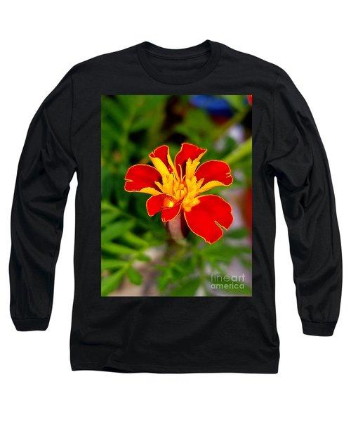 Lovely Little Flower Long Sleeve T-Shirt