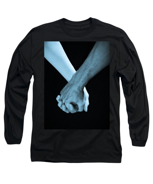 Lovers Hands Long Sleeve T-Shirt