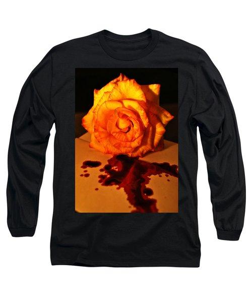 Loves Last Letter Long Sleeve T-Shirt