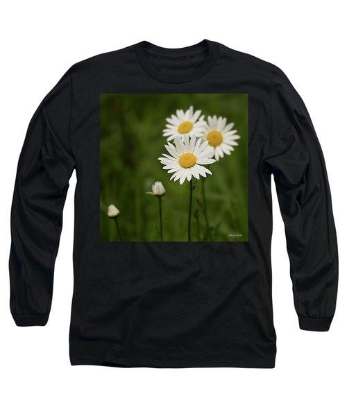 Loves Me, Loves Me Not Long Sleeve T-Shirt