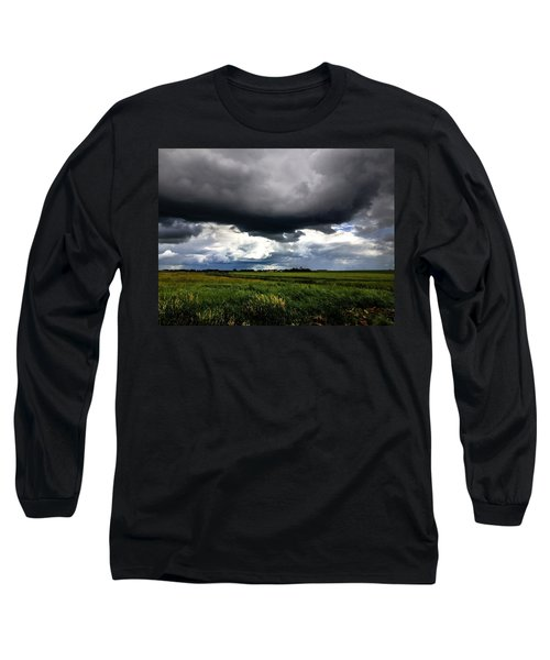 Low Cloud Long Sleeve T-Shirt