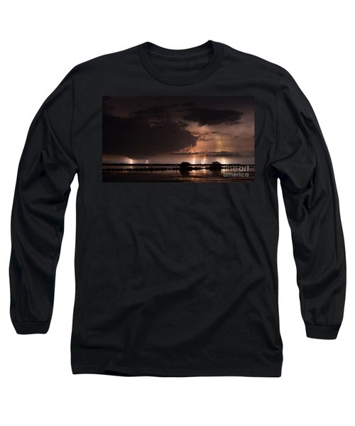 Low Tide With High Energy Long Sleeve T-Shirt