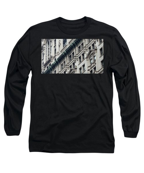 Lower Manhattan Long Sleeve T-Shirt