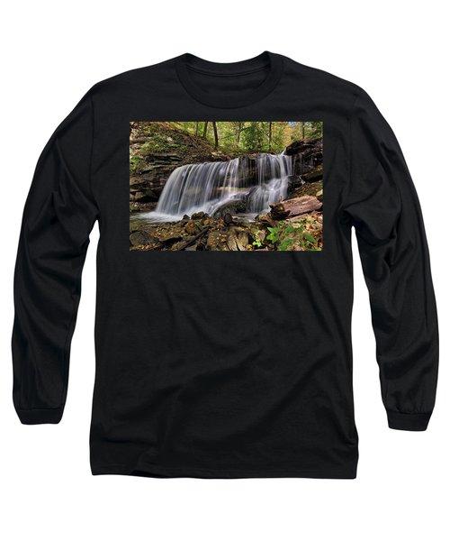Lower Tews Falls Long Sleeve T-Shirt